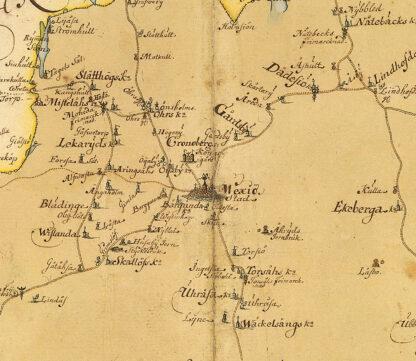 Kronoberg 1731