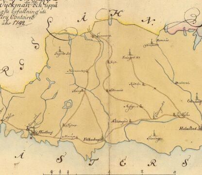 Halland 1731
