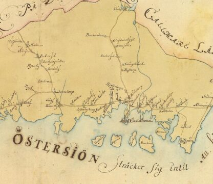 Blekinge 1732