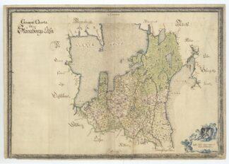 Skaraborg county late 1600s