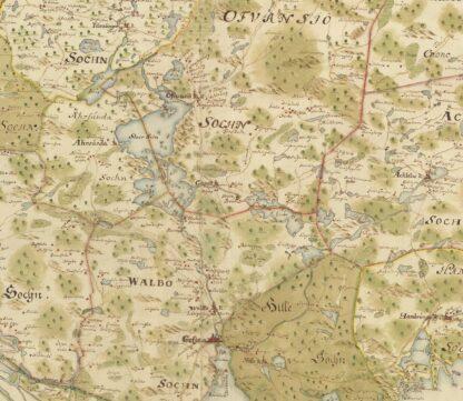 Gastrikland late 1600s