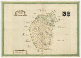 Halsingland and Medelpad late 1600s