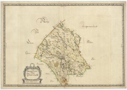 Jamtland 1600s