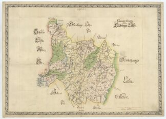 Alvsborgs county late 1600s