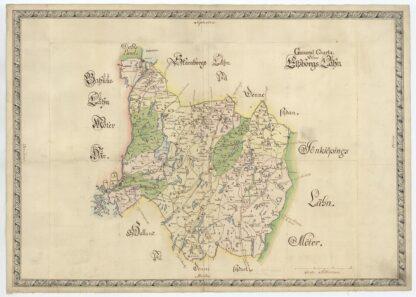 Alvsborgs county late 1600s