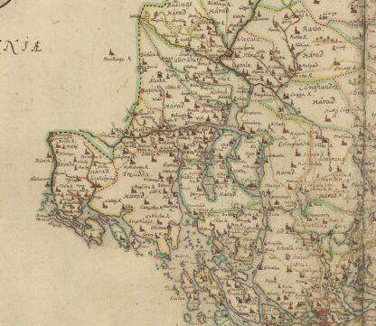 Uppland late 1600s