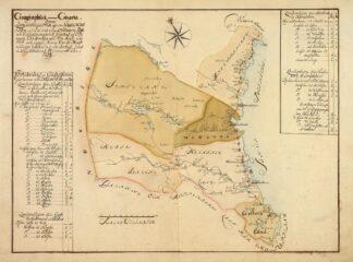 Gavleborg county 1731