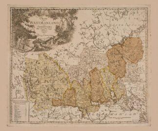 Västmanland 1742