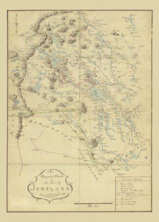 Jamtland 1796